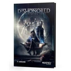 Dishonored RPG: The Roleplaying Game Corebook Board Game