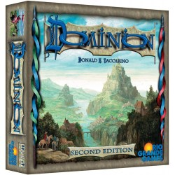 Dominion (Second Edition, 2016) - настолна игра с карти