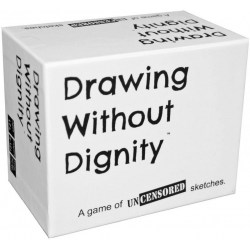 Drawing Without Dignity: An Adult Party Game of Uncensored Sketches (2016) - парти настолна игра