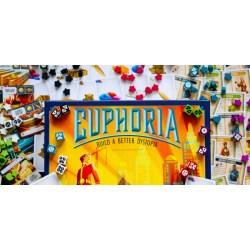 Euphoria: Build a Better Dystopia (2nd Edition) - настолна игра