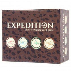 Expedition: The Roleplaying Card Game (2016) Board Game