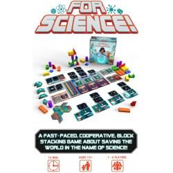 (Pre-order) For Science! (2020) - настолна игра