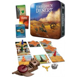 Forbidden Desert (2013) Board Game