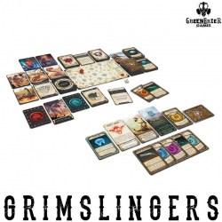 Grimslingers (2015)  - настолна игра