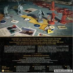 (Pre-order) Hannibal & Hamilcar: Rome vs Carthage 20th Anniversary Edition (2020 Reprint) - настолна игра
