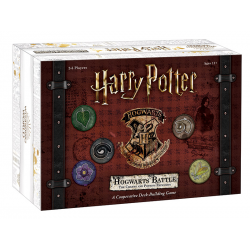 Harry Potter: Hogwarts Battle - The Charms and Potions Expansion (2020)