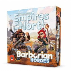 Imperial Settlers: Empires of the North – Barbarian Hordes Expansion (2020) - разширение за настолна игра