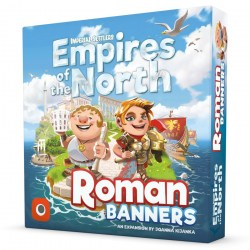 Imperial Settlers: Empires of the North – Roman Banners Expansion (2020) - разширение за настолна игра