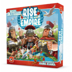 Imperial Settlers: Rise of the Empire Expansion (2020) - разширение за настолна игра