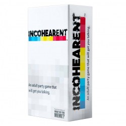 Incohearent (2019) Board Game