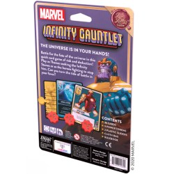 Infinity Gauntlet: A Love Letter Game (2020) - настолна игра