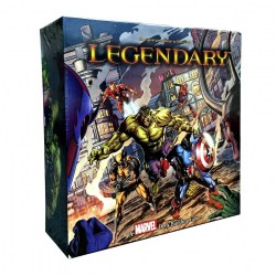Legendary: A Marvel Deck Building Game (2012) - настолна игра