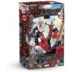 Legendary: A Marvel Deck Building Game - Paint the Town Red Expansion (2014)