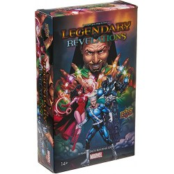 Legendary: A Marvel Deck Building Game - Revelations Expansion (2019)