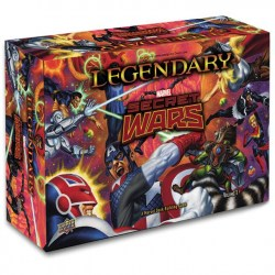 Legendary: A Marvel Deck Building Game - Secret Wars - Volume 1 Expansion