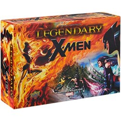 Legendary: A Marvel Deck Building Game - X-Men Expansion (2017)
