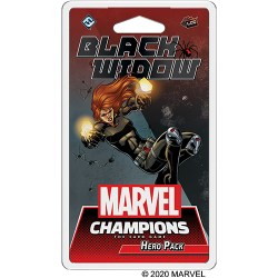 Marvel Champions: The Card Game - Black Widow Hero Pack Board Game
