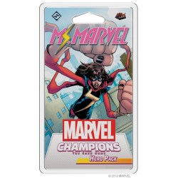 Marvel Champions: The Card Game - Ms. Marvel Hero Pack Board Game