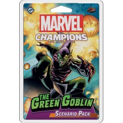 Marvel Champions: The Card Game - The Green Goblin Scenario Pack Board Game
