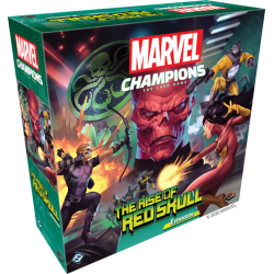 Marvel Champions: The Card Game - The Rise of Red Skull Campaign Expansion (2020)