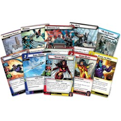 Marvel Champions: The Card Game - The Rise of Red Skull Campaign Expansion (2020) Board Game