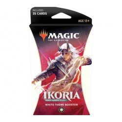 MTG: Ikoria: Lair of Behemoths - Theme Booster - White