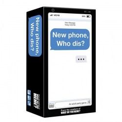 New Phone Who Dis? (2019) - парти настолна игра