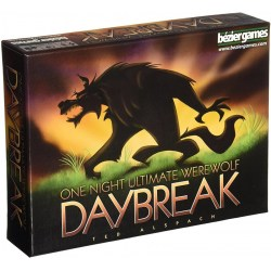 One Night Ultimate Werewolf Daybreak (2015) - настолна игра (и експанжън)