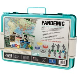 Pandemic: 10th Anniversary Edition  - настолна игра
