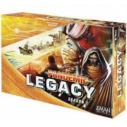 Pandemic Legacy: Season 2 Yellow Edition (2017) - настолна игра