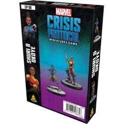 Marvel: Crisis Protocol – Shuri and Okoye Expansion (2019)