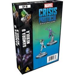 Marvel: Crisis Protocol – Gamora & Nebula Expansion (2020) в Marvel: Crisis Protocol