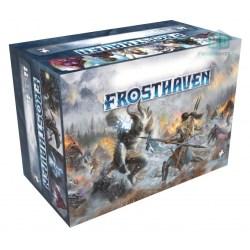 (Pre-order) Frosthaven (2021) - настолна игра в света на Gloomhaven