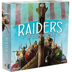 Raiders of the North Sea (2015) - настолна игра