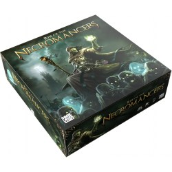 Rise of the Necromancers (2018) Board Game