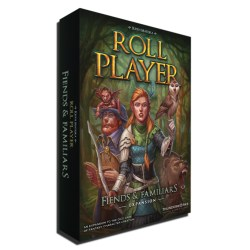 Roll Player: Fiends & Familiars Expansion (2020) Board Game