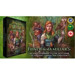 Roll Player: Fiends & Familiars Expansion (2020) - разширение за настолна игра