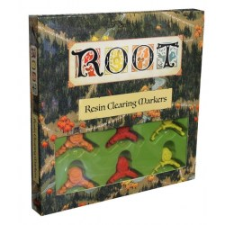 Root: Resin Clearing Markers Expansion (2020) - разширение за настолна игра Root