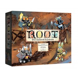 Root: The Clockwork (Automa) Expansion (2020) Board Game