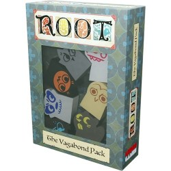 Root: The Vagabond Pack Expansion (2020) Board Game