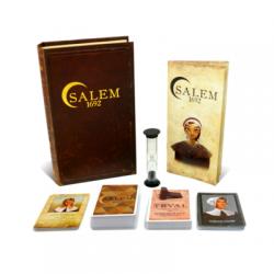 Salem 1692 (2015) - парти настолна игра