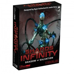 Shards of Infinity: Shadow of Salvation Expansion Board Game