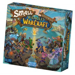 Small World of Warcraft (2020) - настолна игра
