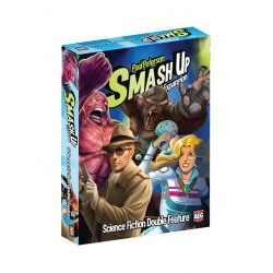 Smash Up: Science Fiction Double Feature Expansion (2014)