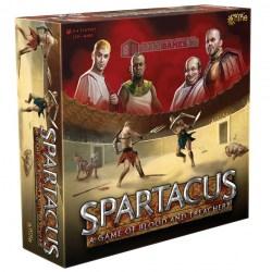(Pre-order) Spartacus: A Game of Blood & Treachery (2020) - настолна игра