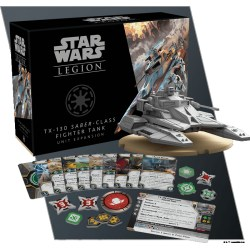 Star Wars: Legion - Star Wars Legion: TX-130 Saber-class Fighter Tank Unit Expansion