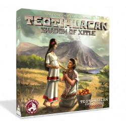 Teotihuacan: Shadow of Xitle Expansion (2020) Board Game