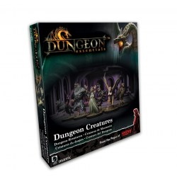 Terrain Crate: Dungeon Essentials - Dungeon Creatures (from the pages of Hellboy) in D&D Miniatures