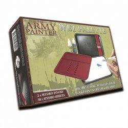 The Army Painter - Wet Palette in Brushes, paints and more