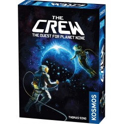 The Crew: The Quest for Planet Nine (2019) Board Game
